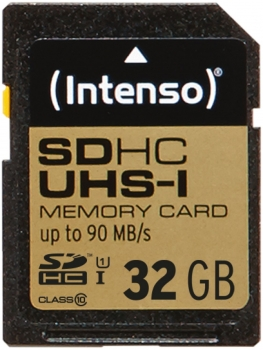 32GB SD Class 10, UHS -1 Professional