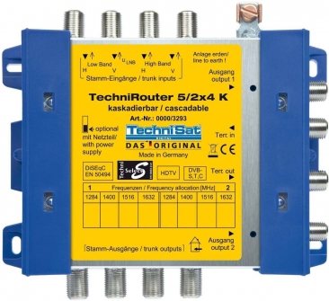 TechniRouter 5/1x16