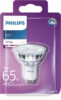 LED Classic 65W GU10 WH 36D ND SRT4