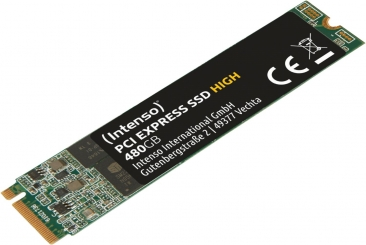 SSD 480GB PCI Express (PCIe) HIGH PERFORMANCE