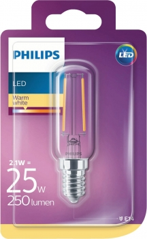 LED classic 25W T25L E14 CL ND RF 1BC/6