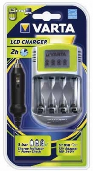 Power Play LCD-Charger