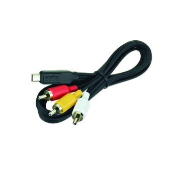 Composite Cable HERO3 (USB-Composite-Kabel)